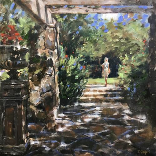 Charlotte's Walk by Judy Gelfert