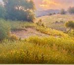 Golden Ridge #  by Jerry Ruthven