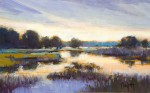 Wet Land #  by Bob Rohm