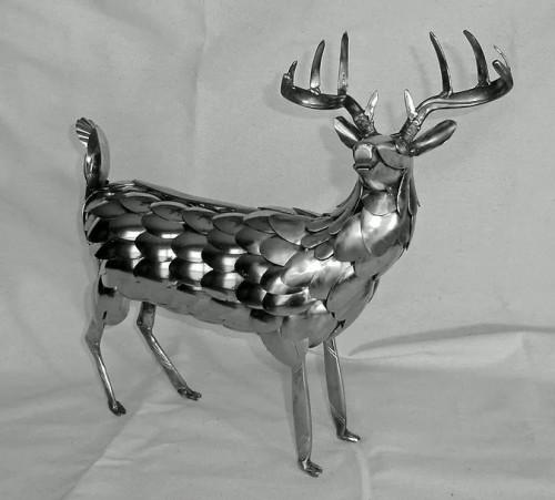 Deer by Ken Law