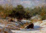 Snow on the Meadow #  by Eric Michaels