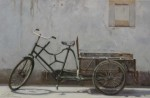 Chinese Bike #  by Mitch Caster