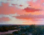 Day's End on the Outskirts #  by Don Ward