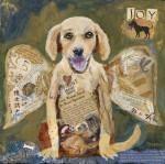 Joy #  by Sandra Stevens