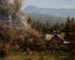 Below Fishers Peak #  by Eric Michaels