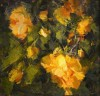 Yellow Roses #  by Kaye Franklin