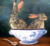 Two Jacks in a Bowl #  by Sandra Stevens