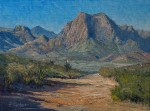 Big Bend Morning #  by Richard Prather