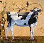 Udderly Klimt #  by Sandra Stevens