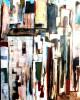 Tenements #  by Gabe Langholtz