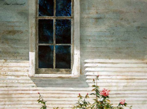 Below the Sill by Mark Stewart