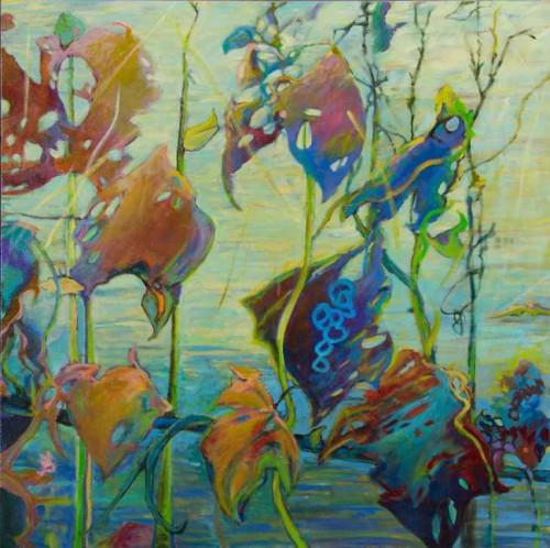 Marsh Rumble, II by Ellen Hart