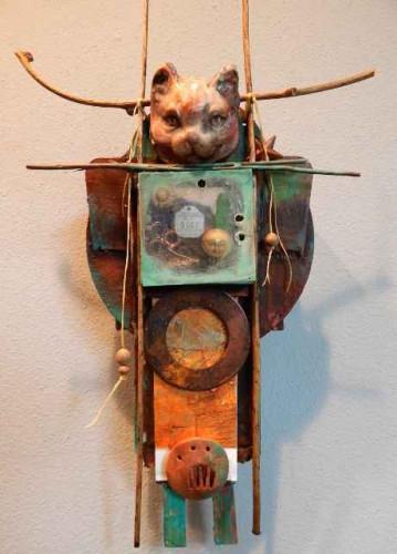 Spirit Box by Lyn Belisle