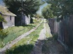 Alley Way #  by Lane Hall