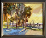 Sunset on the Bay #  by Alison Menke