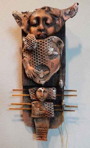 Beekeeper by Lyn Belisle