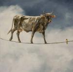 Balancing Act #  by Sandra Stevens