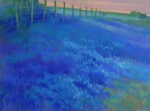 Twilight Blue by Kathleen Cook