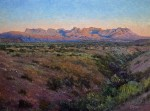 Chisos Rising #  by Richard Prather