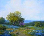 Early Texas Spring #  by Milbie Benge