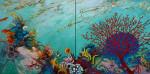 Coral Garden #  by Ellen Hart