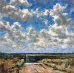 Back Road #  by Judy Gelfert