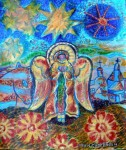 Arch Angel Returns #  by Fran Patterson