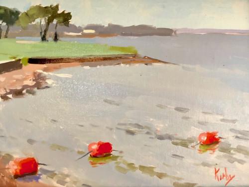 A Breeze at Lake Buchanan by Randall Cogburn