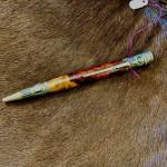 127 Federal Style Twist Pen #  by Cory Lenzmeier