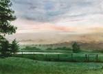 Country Fog #  by Mark Stewart