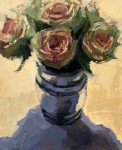 Antique Roses #  by Clare Stratton