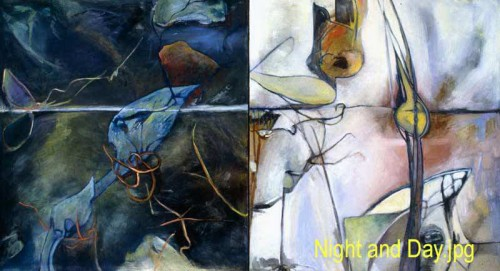 Night and Day by Ellen Hart