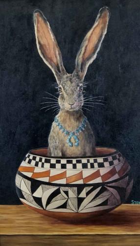 Acoma Jack by Sandra Stevens