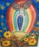 Earth Angel #  by Fran Patterson