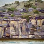 Rockwall, Marble Falls #  by Alison Menke