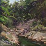 The Rocks Below #  by Alison Menke