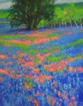 Walking to the Picnic Tree #  by Kathleen Cook