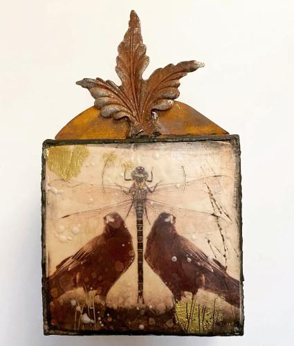As the Crow Flies by Lyn Belisle