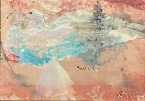 Peace, Dove by Sandra Currie