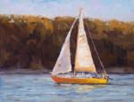 Summer Sail #  by Bob Rohm