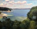 Overlook at Lake Travis #  by Randall Cogburn