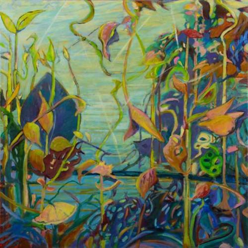 Marsh Rumble, I by Ellen Hart