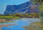 Rio Grande Backwater #  by Richard Prather