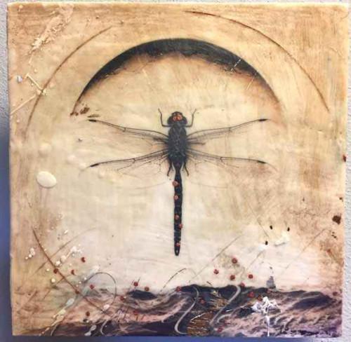 Dragonfly Sea by Lyn Belisle